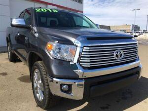2015 Toyota Tundra LTD, ONE OWNER, 48,309 KM