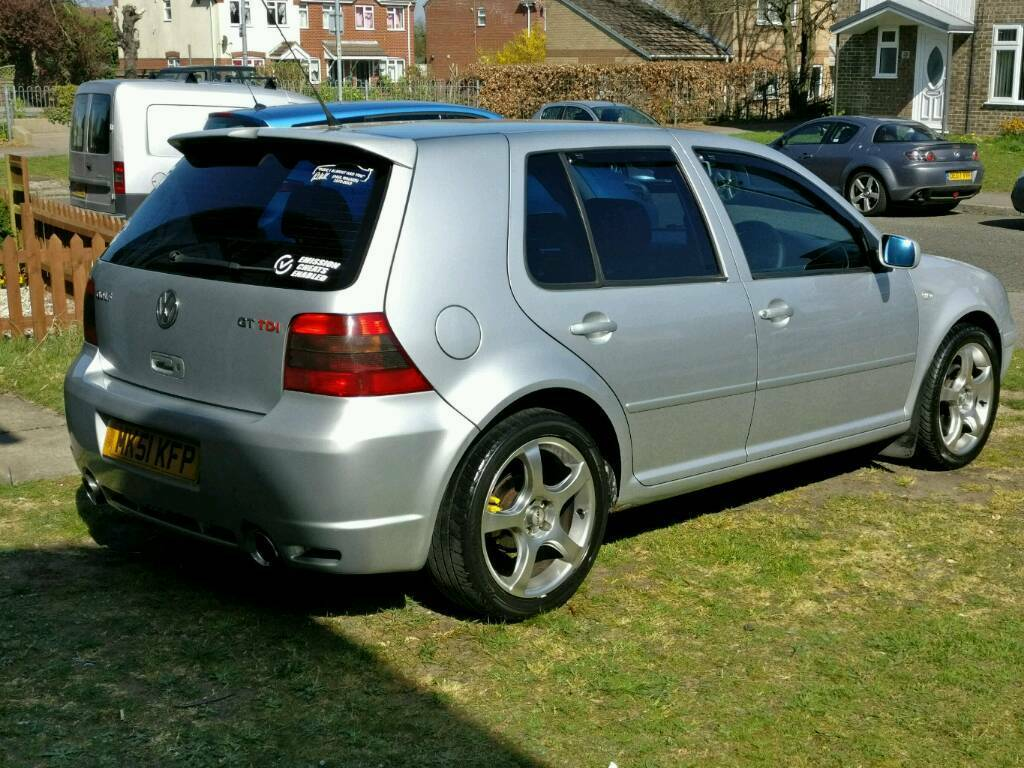 mk4 golf gt tdi 1 9 in lowestoft suffolk gumtree. Black Bedroom Furniture Sets. Home Design Ideas