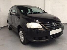 2007 VOLKSWAGEN FOX HATCHBACK 1.2 URBAN FOX 3dr *** FULL MOT ***