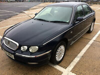 Rover 75 Classic SE Year 2000 Moted till