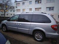 2001 Chrysler Grand Voyager Limited