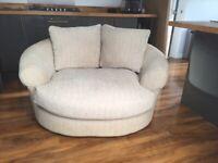 Swivel Love Chair for sale