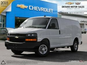 2018 Chevrolet Express 2500 Work Van DRIVER CONVENIENCE PACKA...