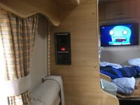 Motorhome swap for coach built one