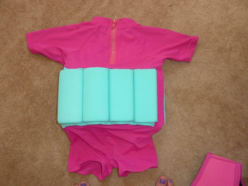 849f39df3 Mothercare Swimsafe Float Suit 2-3 years - Stage 2
