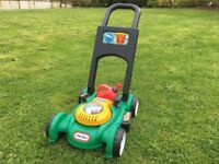 Little Tikes Gas 'n Go Mower - immaculate condition