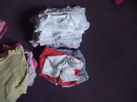 Baby girl 9-12 month clothes:
