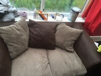 2&3 seater couch