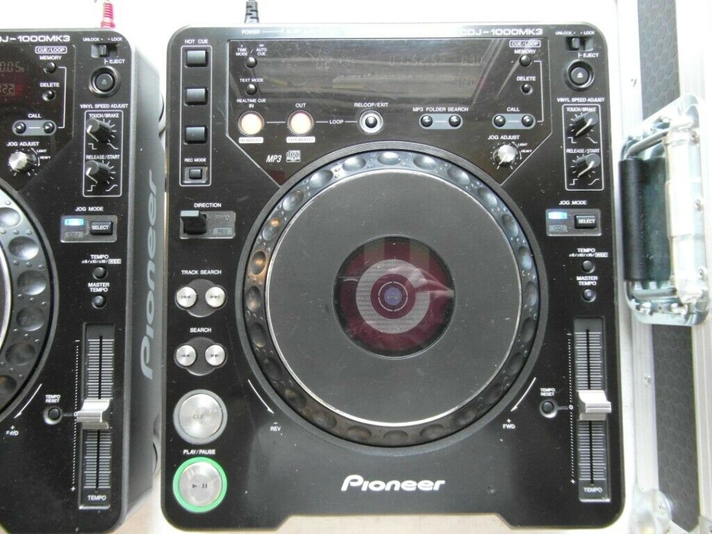 PIONEER CDJ1000 MK3 CD PLAYERS | in Dundee | Gumtree