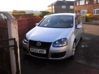Vw golf TDI sport 55 plate relisted due to time wasters