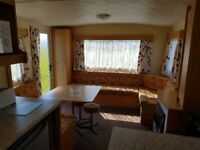 STATIC AFFORDABLE CARAVAN ON THE BEAUTIFUL BEACH OF EMBO