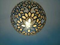 CEILING LIGHT SHADE FROM NEXT