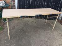 Brand new Pasting tables market tables £7 each