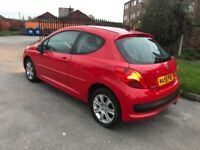 2009 Peugeot 207 Hdi Sport Diesel (£30 Tax A Year) not 206 208 307 C1 C2 C3