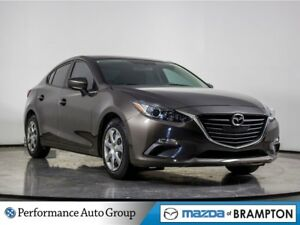 2015 Mazda Mazda3 GX. BLUETOOTH. BUCKETS. KEYLESS