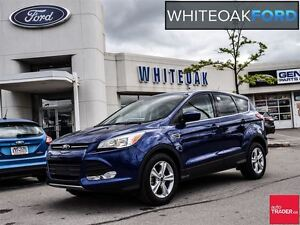 2015 Ford Escape SE, FWD, B/U CAMERA/1.6L ENGINE