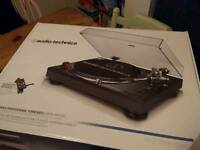 £180 Audio Technica Direct Drive Turntable LP-120