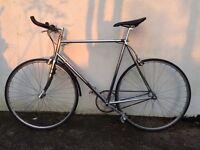 Custom Single Speed Racer 60cm Vintage Rebuild