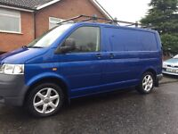 Nov 2007 VW Transporter, 2.5 130 bhp, excellent condition and 1 owner driver from new