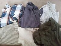 6 mens shirts L-XXL