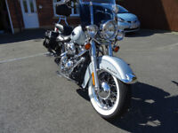 2011 Harley Davidson Heritage Softail 22997 Miles
