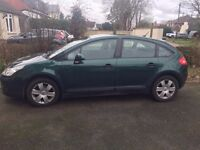 Citroen C4 Auto 5 door hatchback '57' reg
