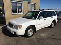 2001 Subaru Forester S Limited