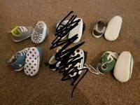 0-6 month boys botties