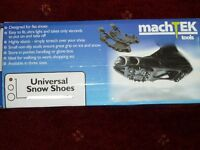 MACHTEK UNIVERSAL SNOW SHOES