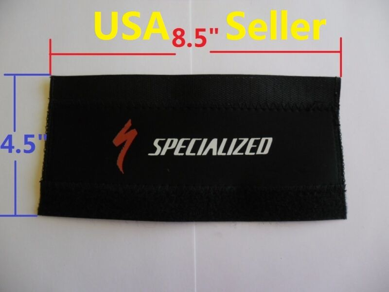 """Specialized Bike chain protector pad  around 26""""  frame protection cover ."""