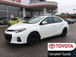 2015 Toyota Corolla S--ANNIVERSARY EDITION--BLACKED OUT WHEELS