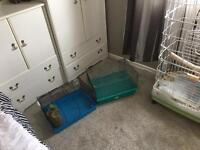 Hamster/small rodent cages