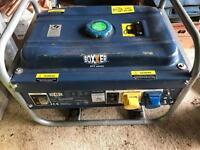 110v/230v generator