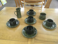 Saxony Ellgrave Tea Set