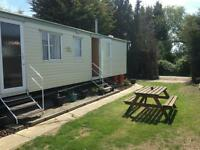 Steeple Bay caravan to let