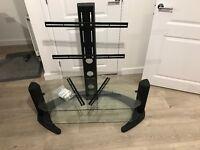 AVF Glass TV stand