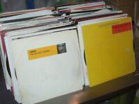 "200 x 12"" Vinyl Records.. House / Trance / 90's / Euro Dance / Promos"