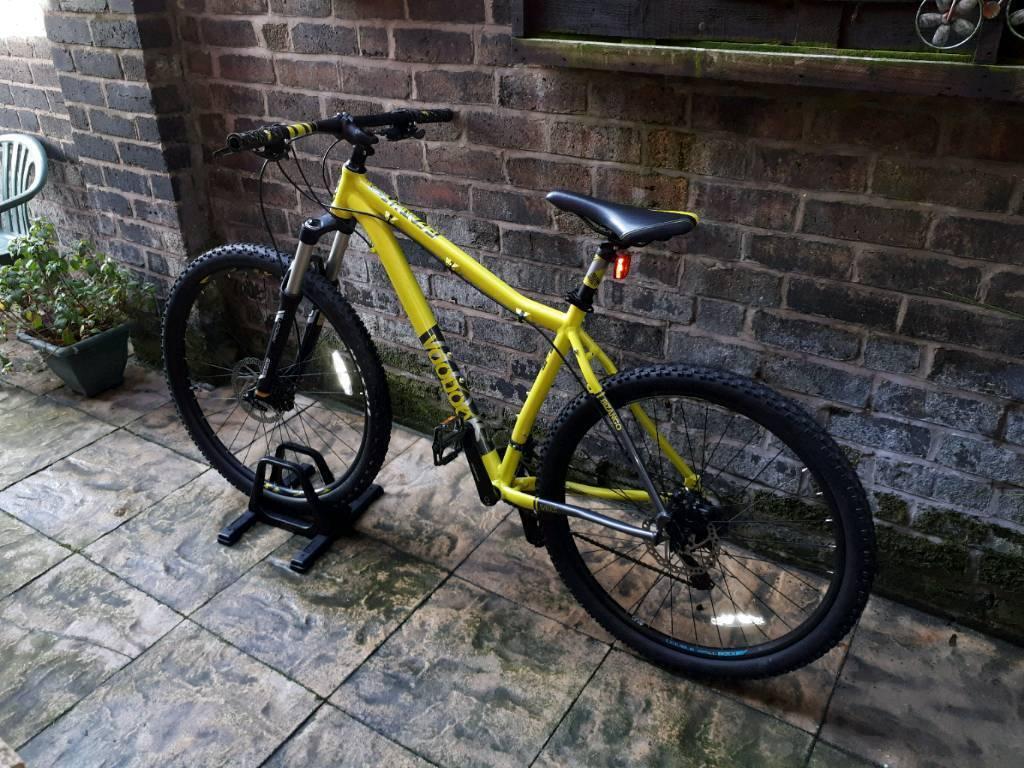 Voodoo bizango mountain bike. Now sold.