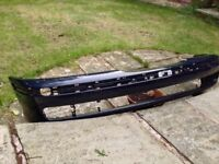 Front bumper for 5 series BMW E39 - EXCELLENT CONDITION