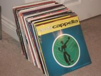 """115 x 12"""" 80's / 90's House Music Collection.. OLD SKOOL!!"""