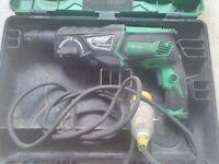 Hitachi DH26PX Rotary Hammer Drill 110v