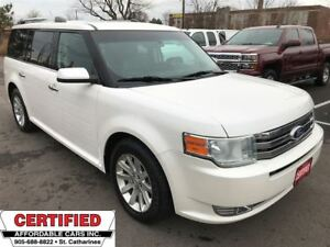 2012 Ford Flex SEL ** AWD, NAV, BACKUP CAM **