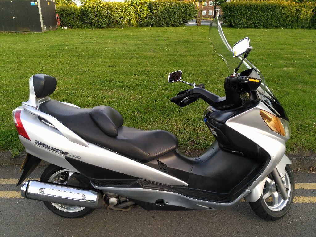 Suzuki Burgman 400 An400 K4 In Feltham London Gumtree 2008 Problems