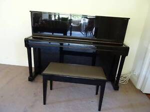 YAMAHA P116T UPRIGHT PIANO Bellevue Hill Eastern Suburbs Preview