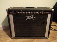 Vintage 70s Peavey Classic Amplifier 2x12 Combo