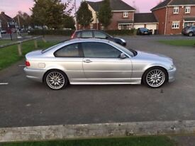 2002 BMW 318 CI Coupe Manual With 12 Month MOT PX Welcome