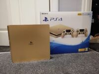 PlayStation 4 Limited Edition - MINT