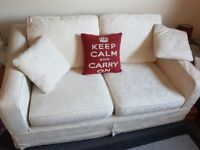 Sofa bed by Relyon looks like new