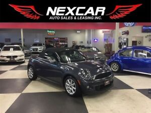 2014 MINI Cooper Roadster COOPER S CONVERTIBLE 6 SPEED LEATHER 1