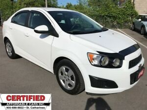 2015 Chevrolet Sonic LS ** BLUETOOTH, A/C **
